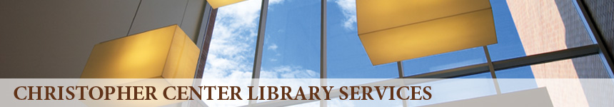 Christopher Center Library Services